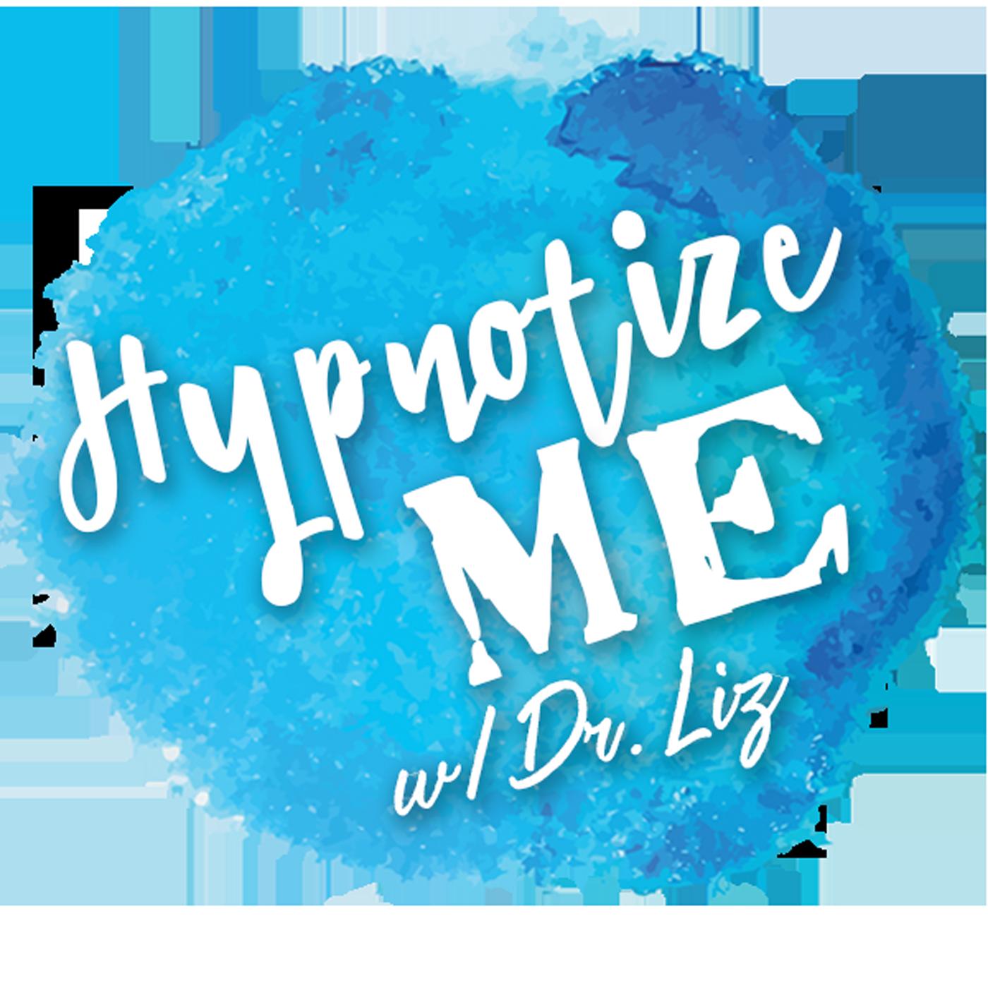 Hypnotize Me with Dr. Elizabeth Bonet show art