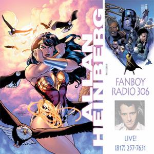 Fanboy Radio #306 - Allan Heinberg LIVE