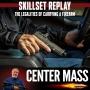 Artwork for Skillset Overtime #55 - The Legalities of Carrying a Firearm - Center Mass Podcast