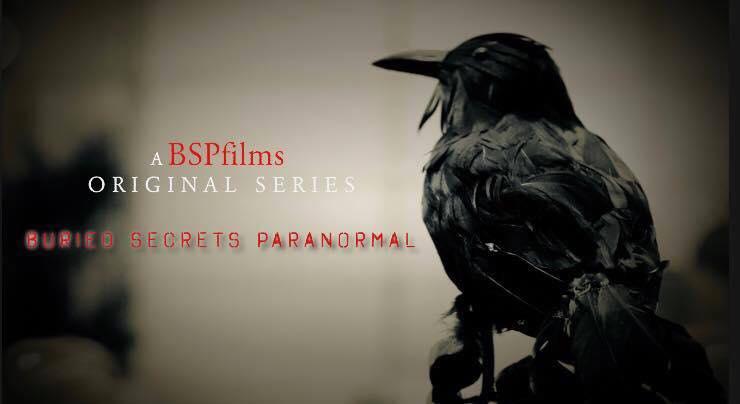 Artwork for Buried Secrets Paranormal: Trailer