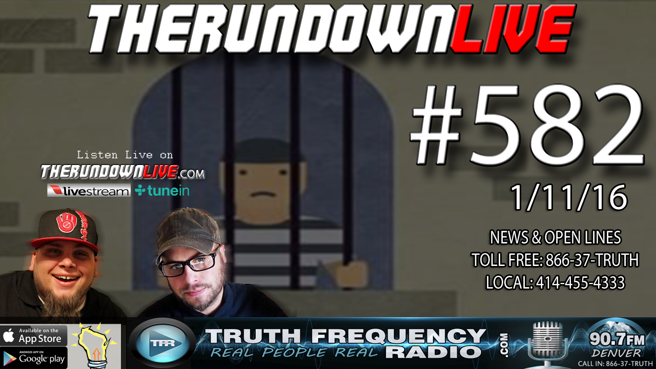 The Rundown Live #582 (Overwhelmed Balance,Powerball,Citizen Rating)