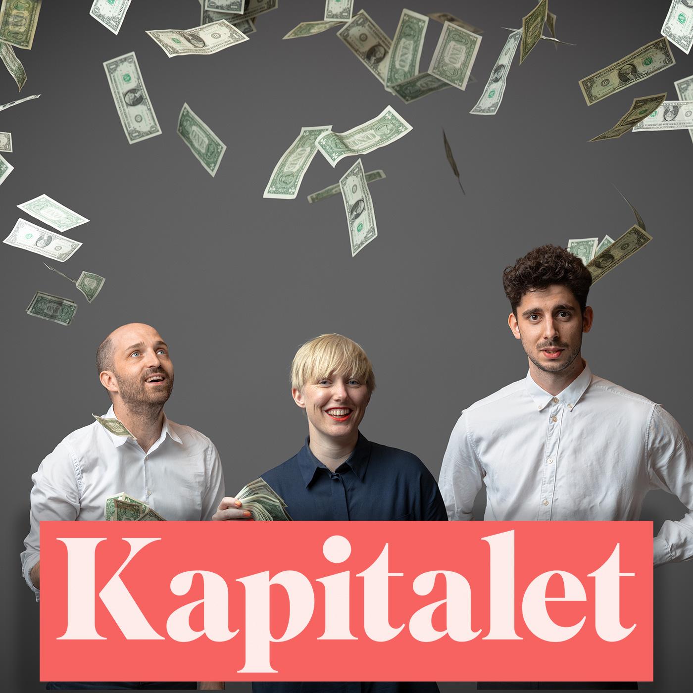 Kapitalet  show art