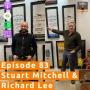 Artwork for Stuart Mitchell & Richard Lee