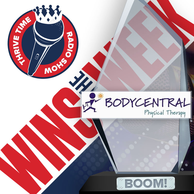 Artwork for The Bodycentral Therapy and Jennifer Allen Success Story | Wins of the Week