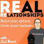 Artwork for The Power Of Authentic Relationships In Business, With Patrick Ewers