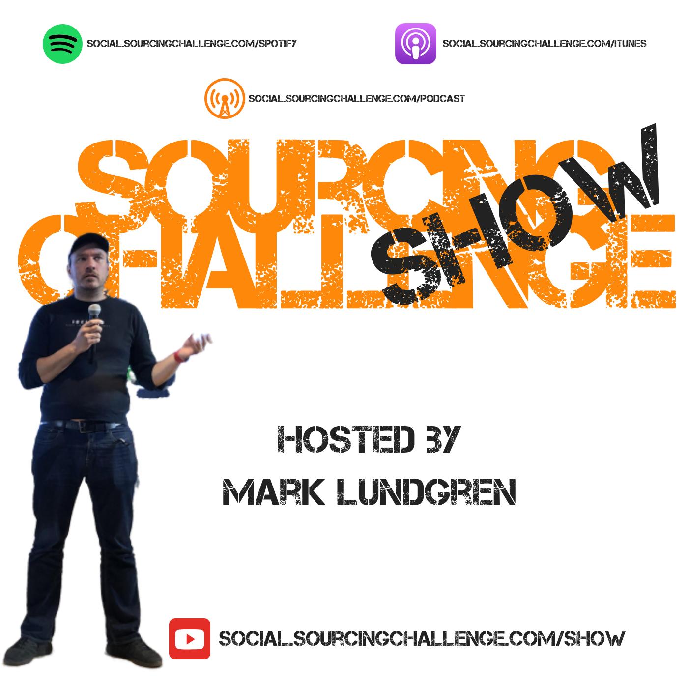 Sourcing Challenge Show show art