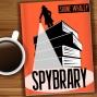 Artwork for Spy Book Tea Break - with Edge of Reality author CG Faulkner 9123)