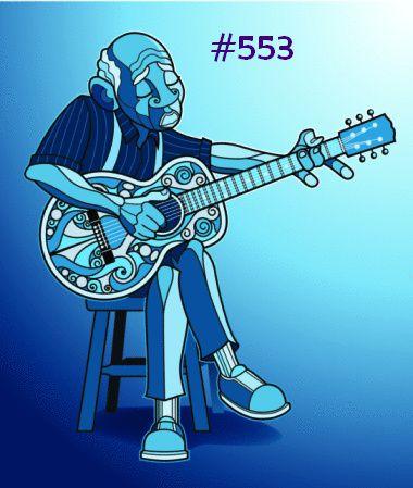 Bandana Blues #553 Special Show