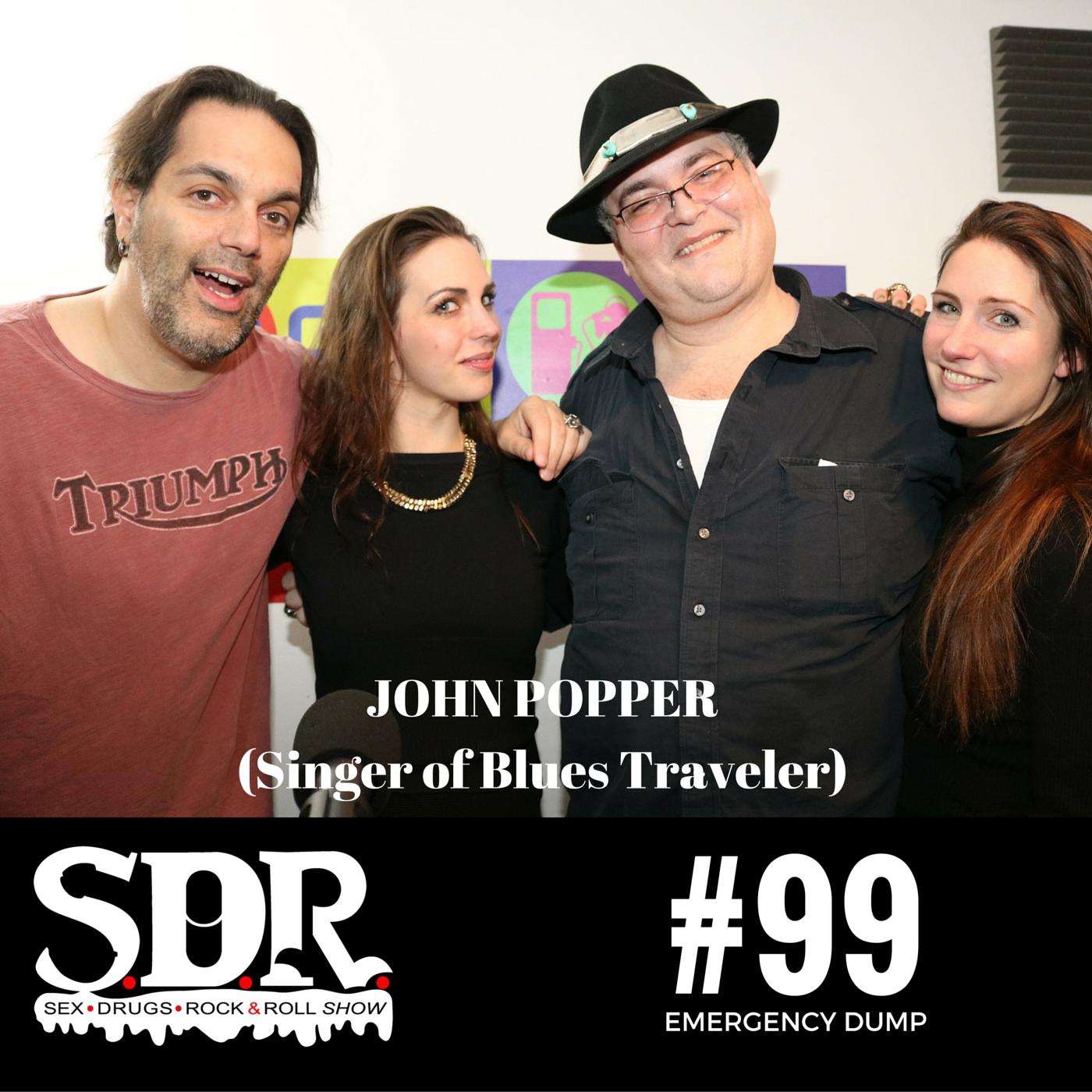 John Popper EP #99