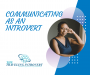 Artwork for Communicating as an Introvert