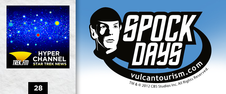 Hyperchannel 28: A Spock a Day Keeps the Doctor Away