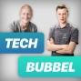 Artwork for TechBubbel 009 – TV-vägg och röstkrig på CES 2019