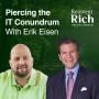Artwork for Piercing the IT Conundrum with Erik Eisen