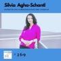 Artwork for Silvia Agha-Schantl: Begeistert seit vielen Jahren ihr Publikum als gefragte Kommunikationswissenschaftlerin, Keynote Speakerin und Moderatorin.