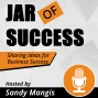 Artwork for Jar of Success with Sandy Mangis