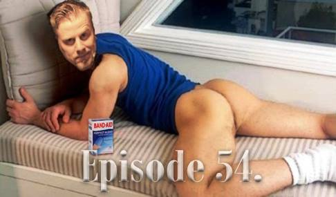 Episode 54 The Twink Can't Stop The Bleeding!