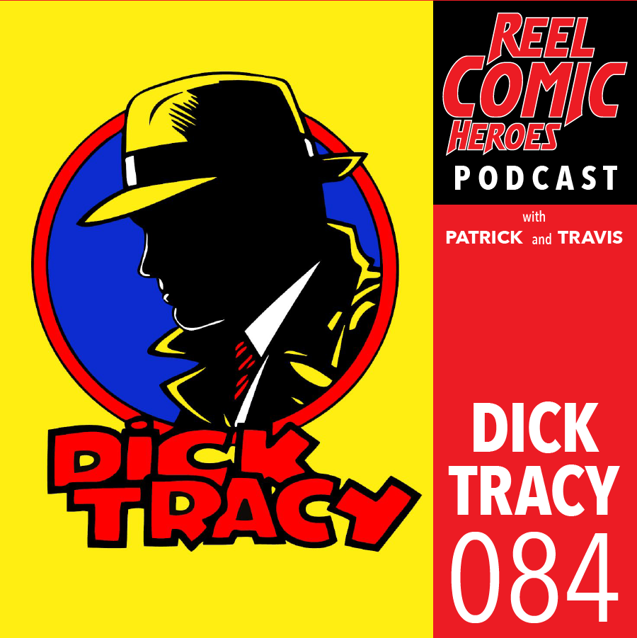 Artwork for 084 - Dick Tracy