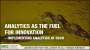Artwork for Analytics as The Fuel for Innovation – Implementing Analytics at OCCU