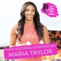 Artwork for ESPN Host/Analyst/Sideline Reporter Maria Taylor - Life as a Sports Broadcaster at ESPN and How I Worked My WayUp the Ranks