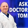 Artwork for Ask Doctor Tom Episode 1: Breast Cancer