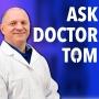 Artwork for Ask Doctor Tom Episode 6: Lung Cancer