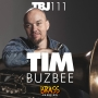 Artwork for TBJ111: Tim Buzbee on learning The Furies overnight, winning gigs in 8 countries and being put in a piece of metal