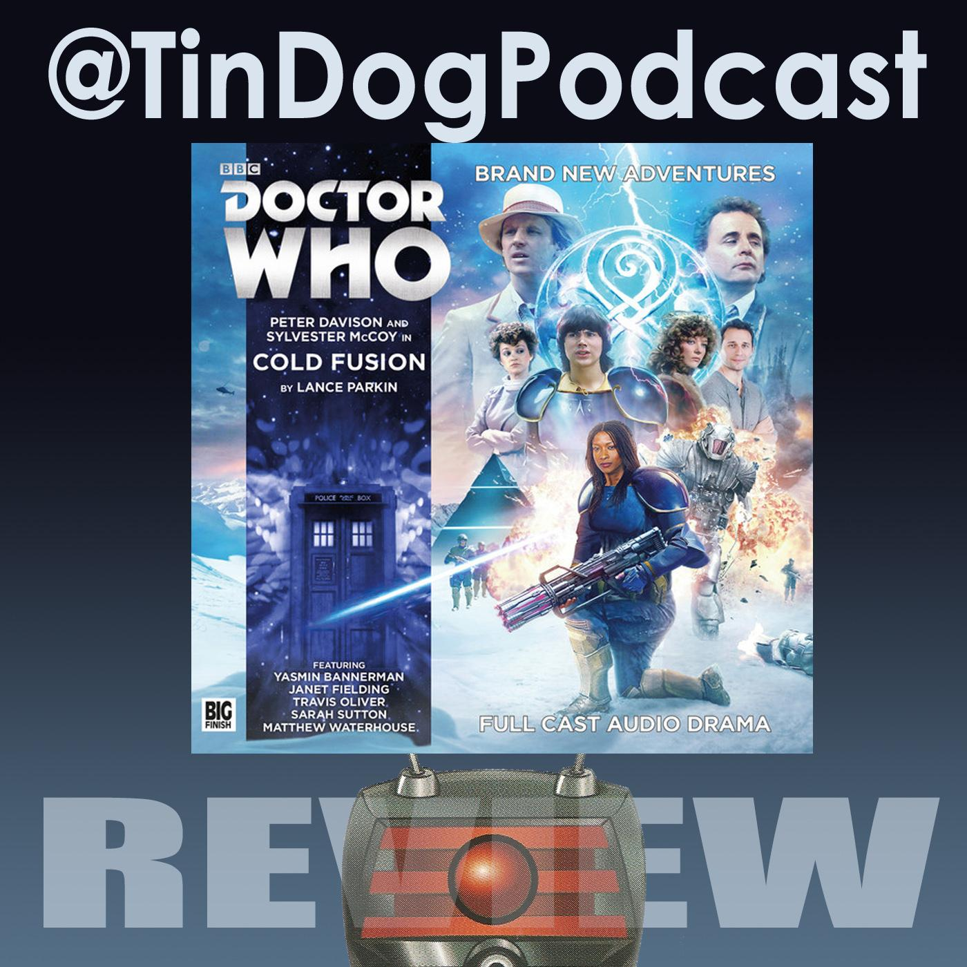 TDP 646: Cold Fusion - Doctor Who Novel Adaptation 11 from @BigFinish