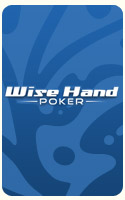 Wise Hand Poker  10-01-08