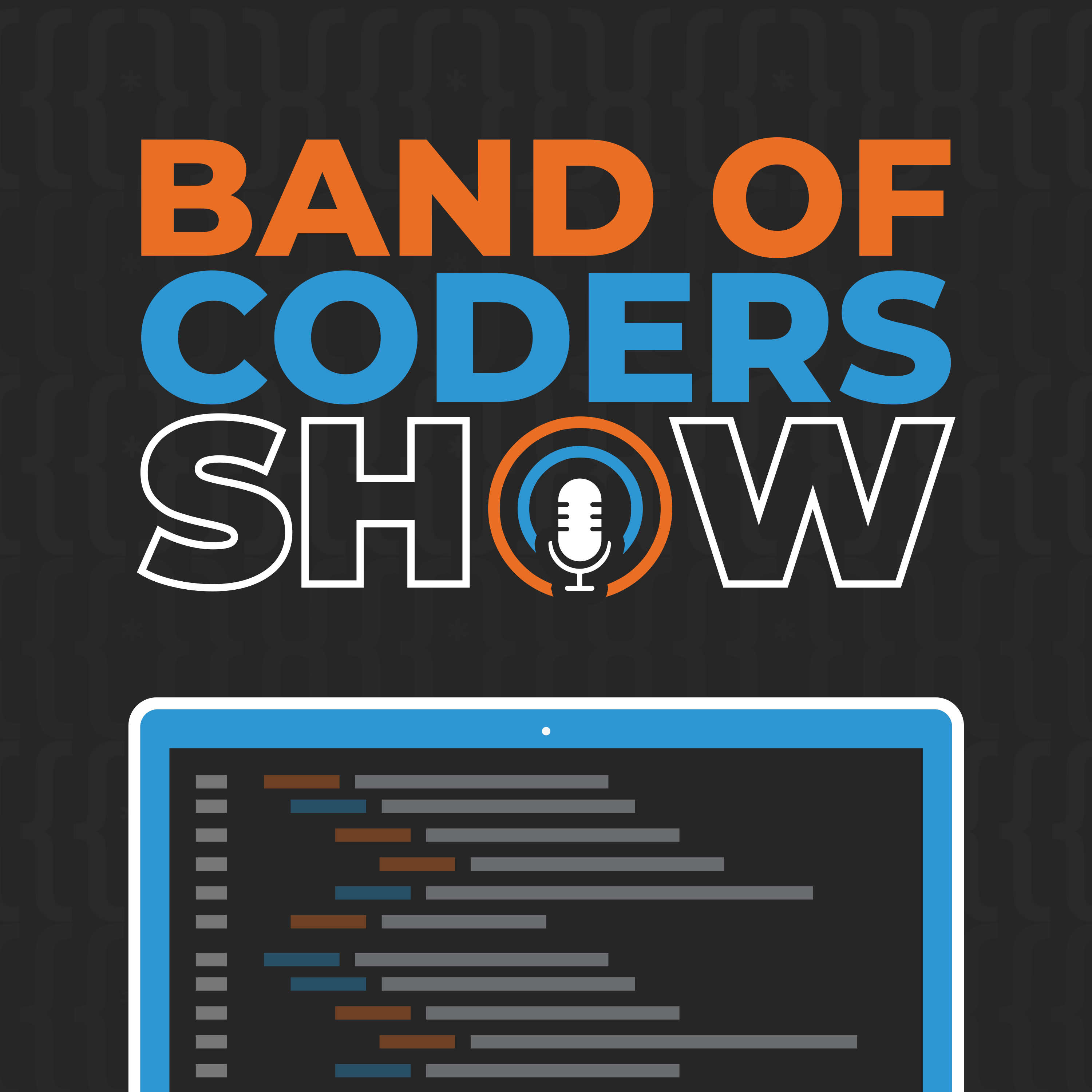 Band of Coders Show show art