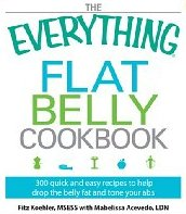 Fitz Koehler's Everything Flat Belly Cookbook.
