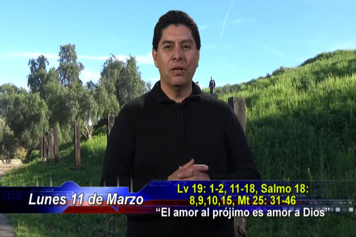 """Artwork for Dios te Habla con Dn. Alfredo Vargas; Tema el hoy: """"El amor al prójimo es amor a Dios"""""""