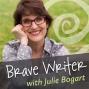 Artwork for S2E1: A Brave, Hip Homeschooler - with Rebecca Spooner