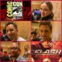 Artwork for Episode 974 - SDCC: The Flash w/ Danielle Panabaker/Tom Cavanagh/Hartley Sawyer/Eric Wallace!