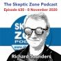 Artwork for The Skeptic Zone #630 - 8.November.2020