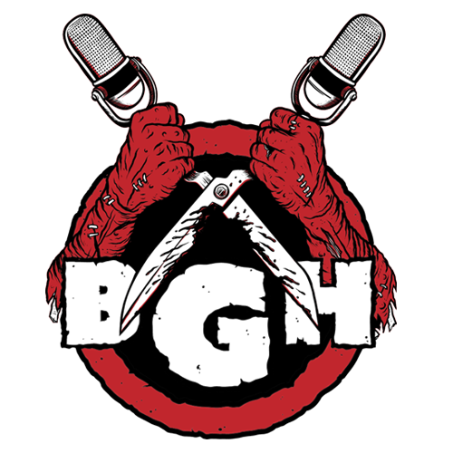 Bloody Good Horror logo