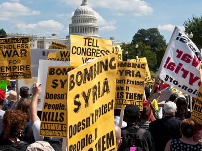 The West's War Against Syria: Out of Control