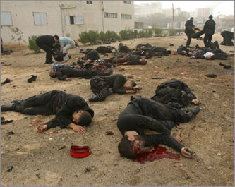 Gaza Massacre Is Obama Administration's First Foreign Policy Test