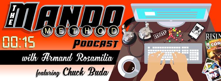 The Mando Method Podcast: Episode 259 - Mando Con II show art
