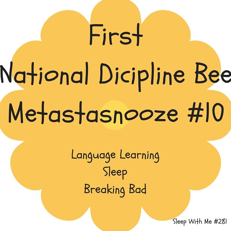 Mama Loves Manejando | Beaking Bad Sleep and Learning Spanish on Metastasnooze #10 | Sleep With Me #281