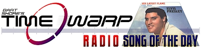 Time Warp Radio Song of The Day, Monday February 24, 2014