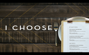 I Choose - Part 1