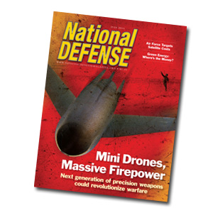 Artwork for Making Weapons Out of Unmanned Aerial Vehicles - July 2011