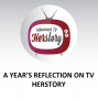 Artwork for A Year's Reflection on TV Herstory