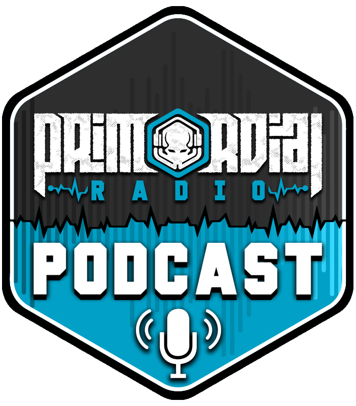 Primordial Radio Podcast show art