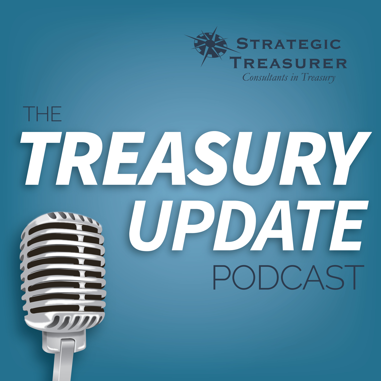 The Treasury Update Podcast show art