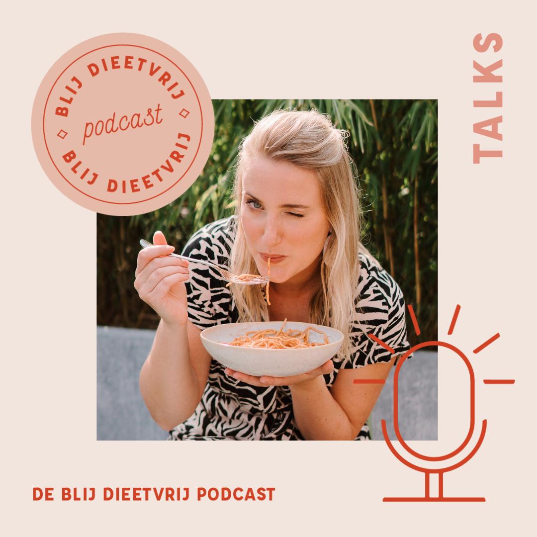 De Blij Dieetvrij Podcast logo