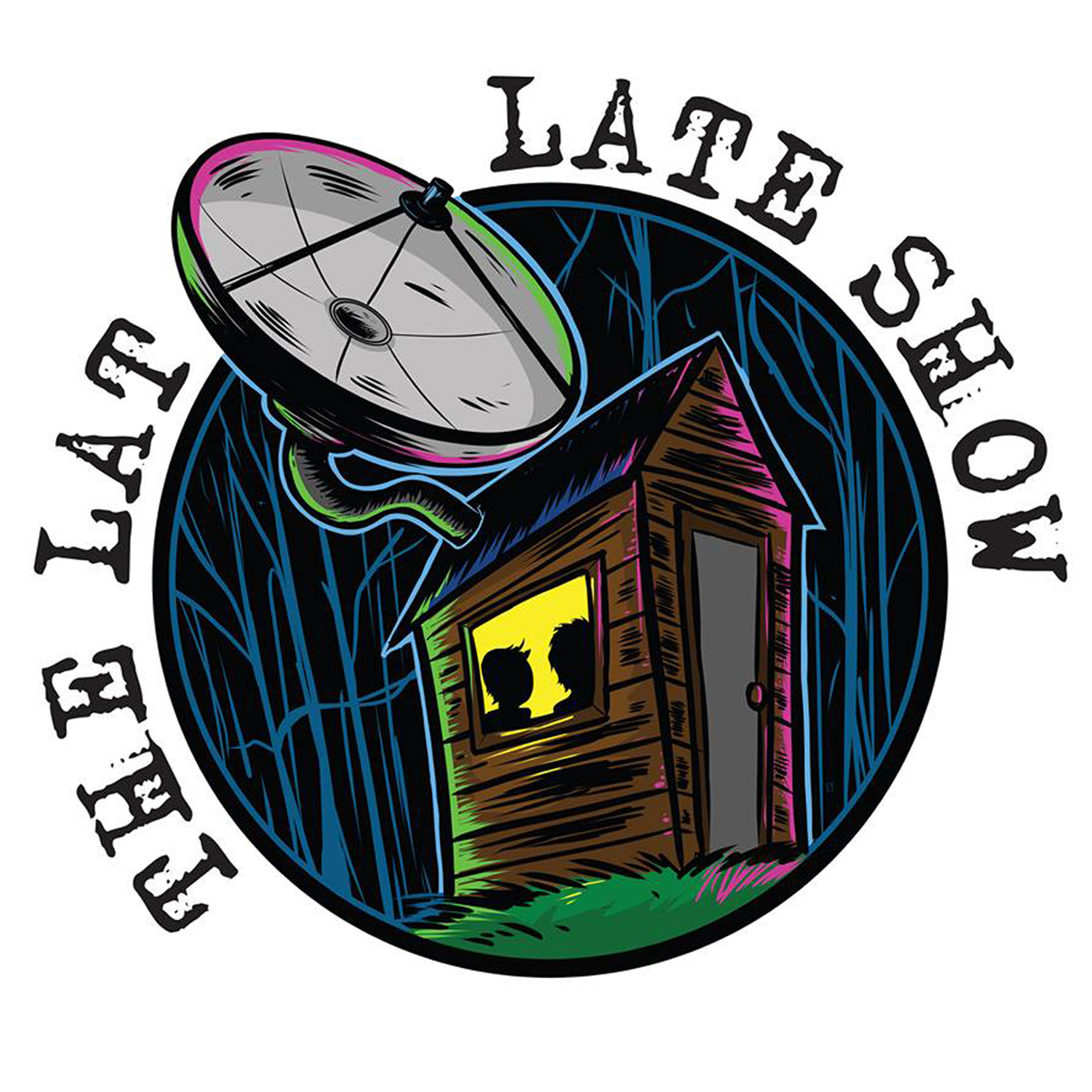 The Lat Late Show  show art
