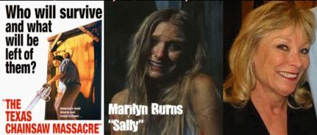Episode 41 - Marilyn Burns from The Texas Chainsaw Massacre