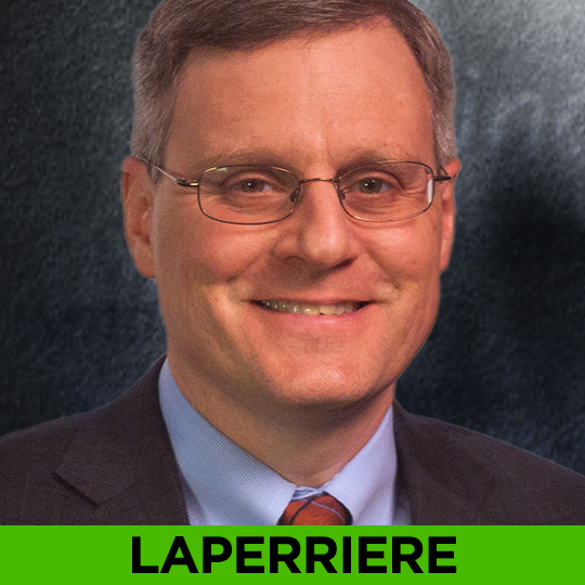 Laperriere - High Election Stakes