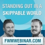 Artwork for How to Standout in a Skippable World